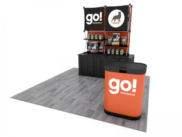 FG-05 Trade Show Pop Up Display -- Image 3