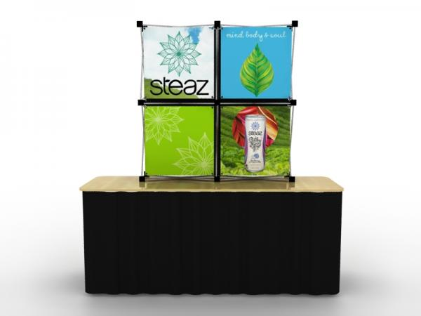FG-01 Trade Show Pop Up Table Top Display
