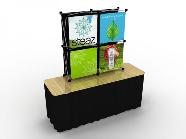 FG-01 Trade Show Pop Up Table Top Display -- Image 3
