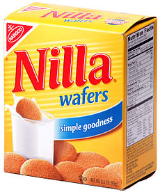 Trade Show Exhibits as Nilla Wafers