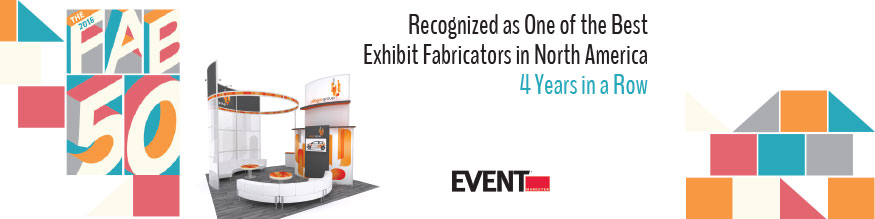 Event Marketer Fab 50 2016 Exhibit Fabricator