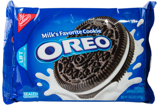 Trade Show Exhibits as Oreos