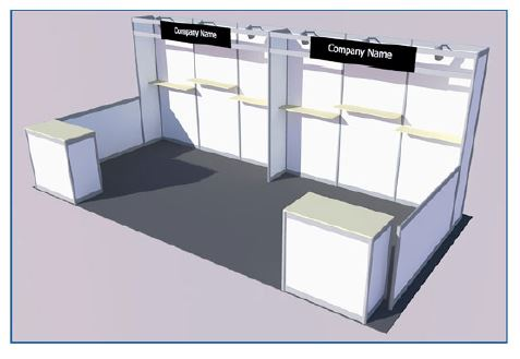 Ugly Trade Show Rental
