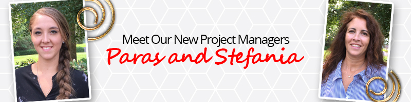 New Project Managers at Classic Exhibits