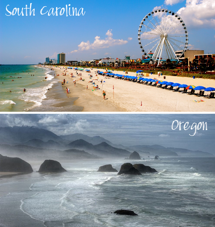 BeachComparison