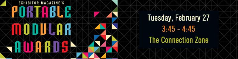 EXHIBITOR Portable Modular Awards 2018