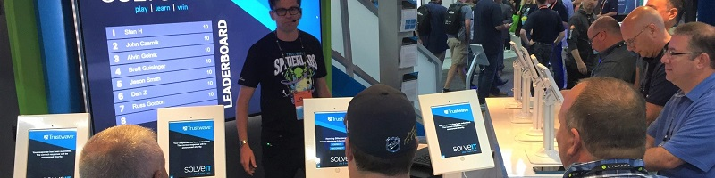 Trade Show Games and Gamification