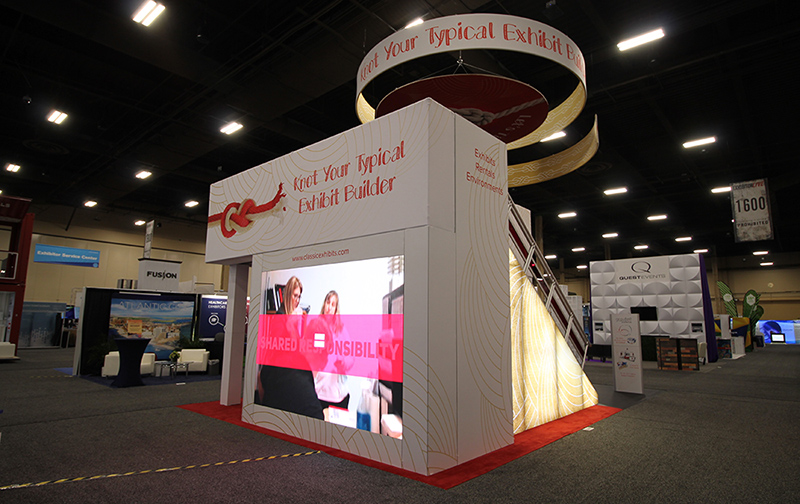 Trade Show LED Video Wall