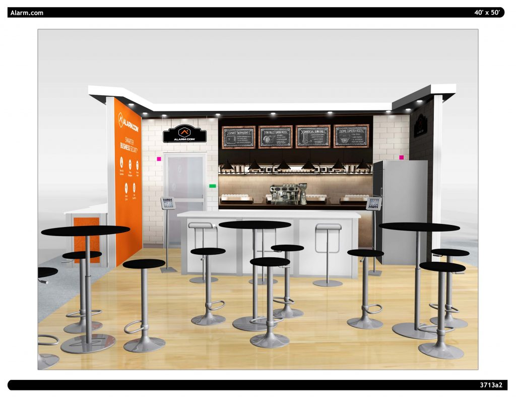 Trade Show Rental Exhibit