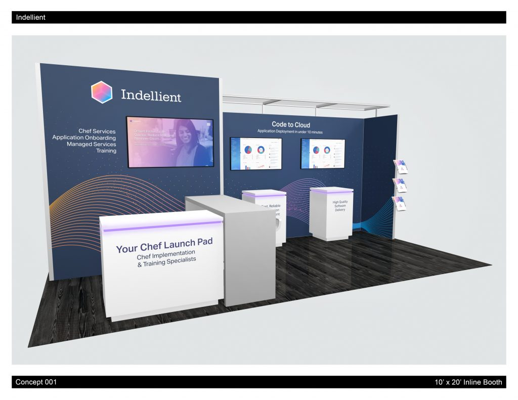 Trade Show Rental Exhibits