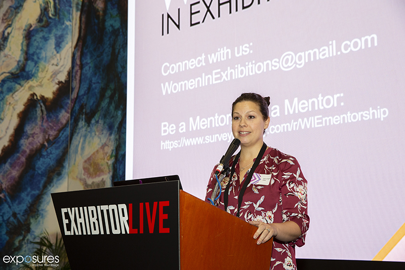 Women in Exhibitions