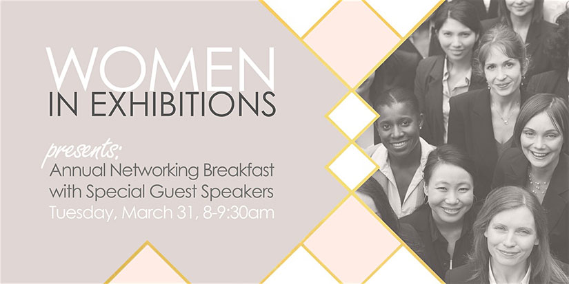Women in Exhibitions at EXHIBITORLIVE 2020