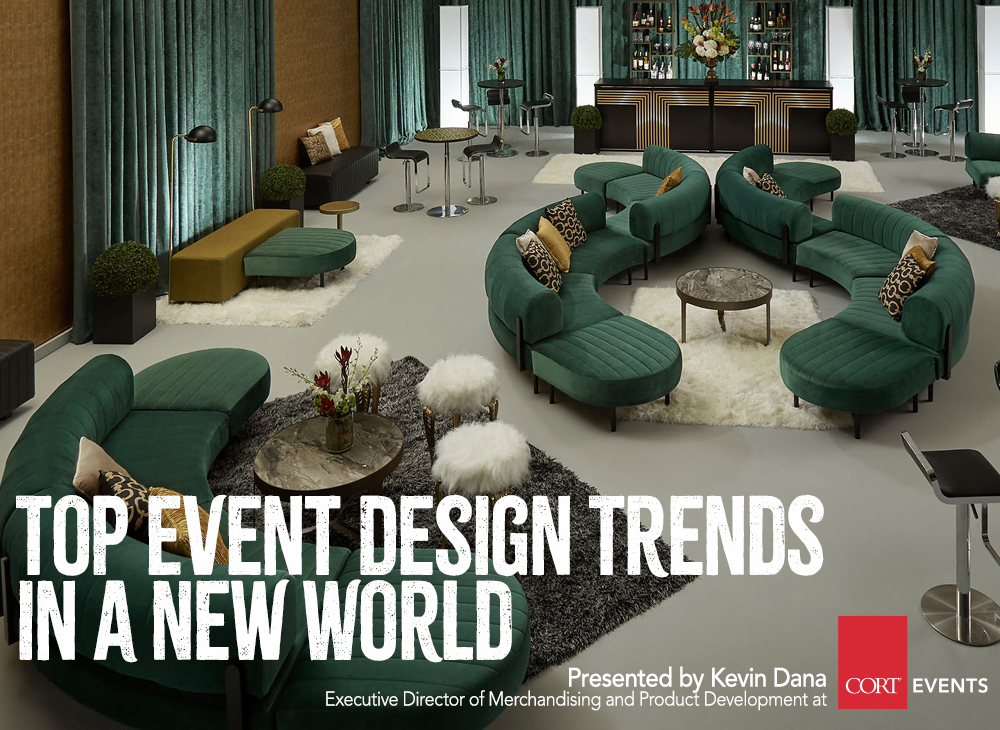 CORT Events reviews top design trends