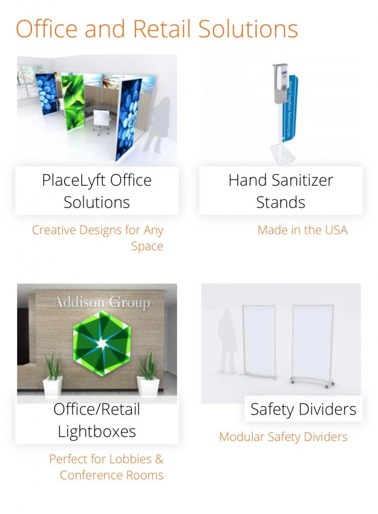 Contemporary Office and Retail Solutions