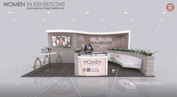 Virtual Trade Show Exhibit Design Services