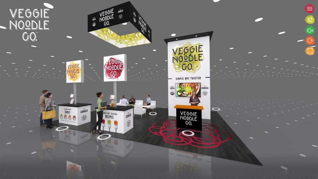 Virtual Trade Show Exhibit
