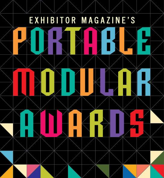 EXHIBITOR Portable Modular Awards