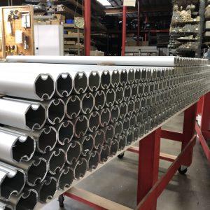 Engineered Aluminum Extrusion