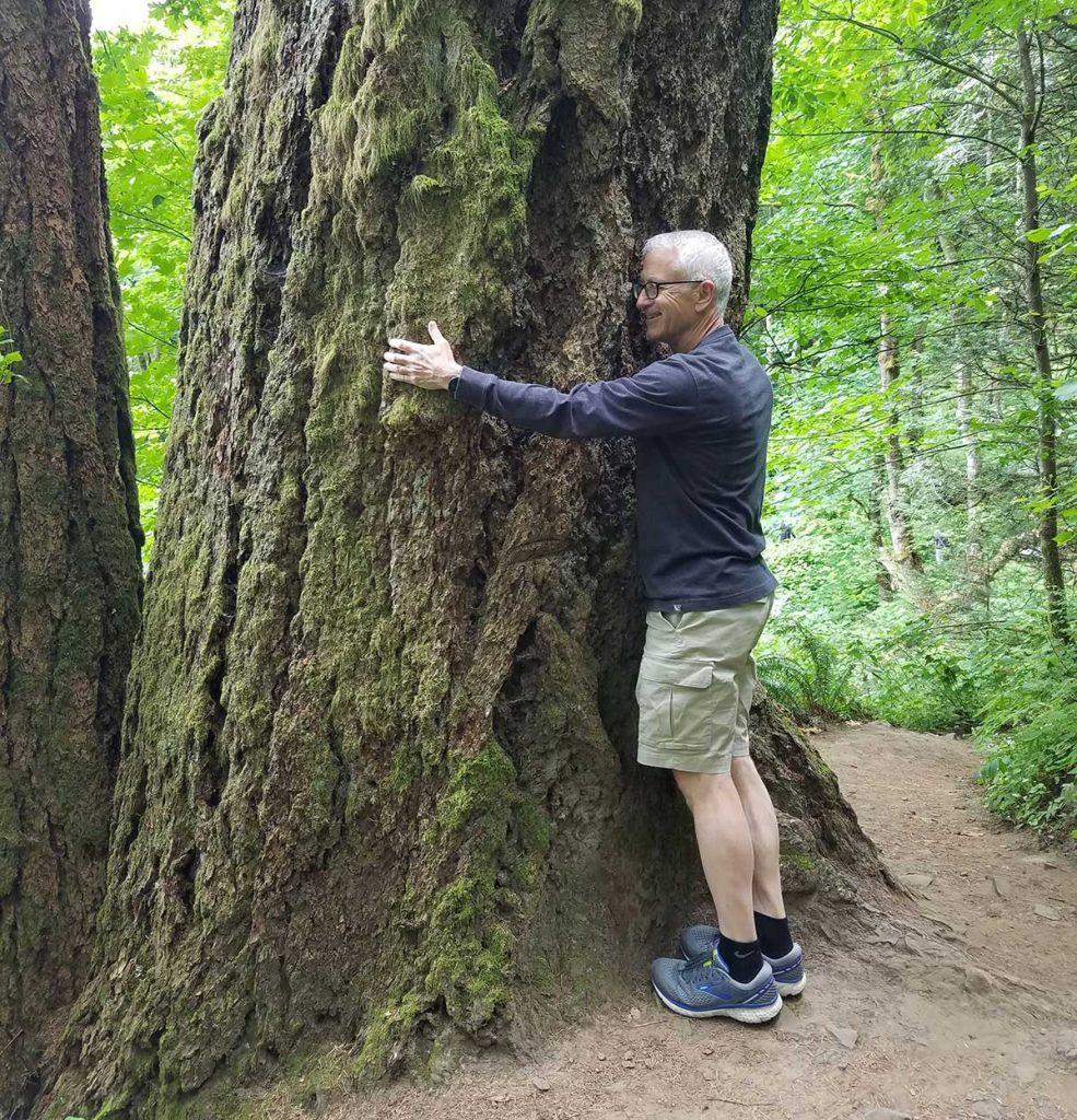 Mr. Tree Hugger