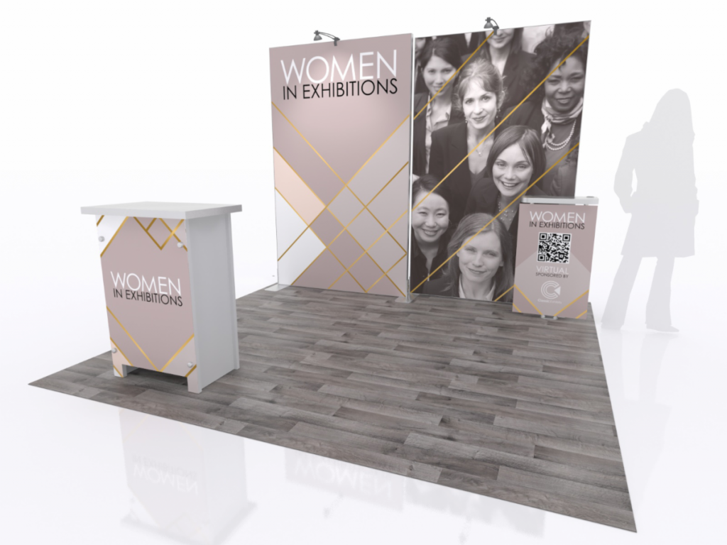 Women In Exhibitions at EXHIBITORLIVE 2021